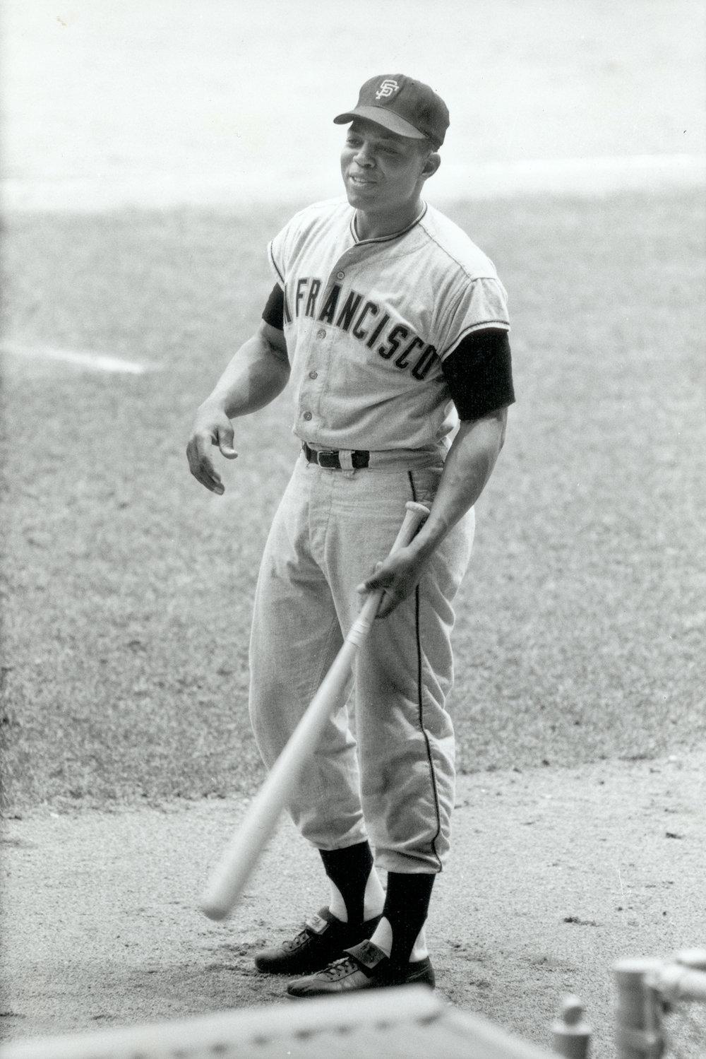 Willie Mays, 1963