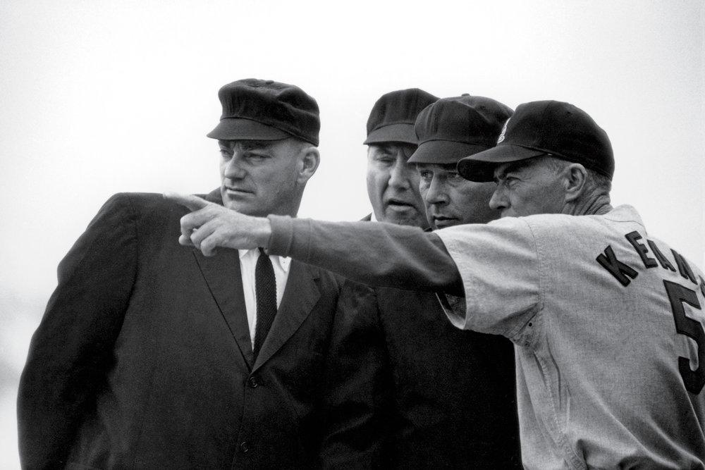 Johnny Keane, 1964