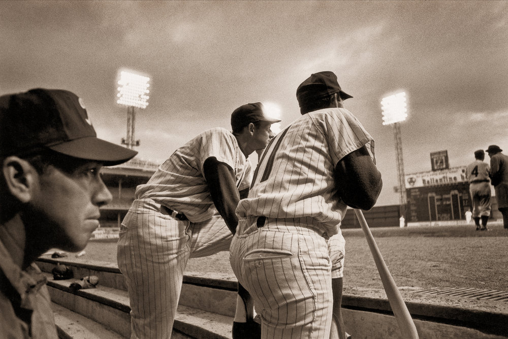 Cal McLish, Don Demeter & Clay Dalrymple, 1963