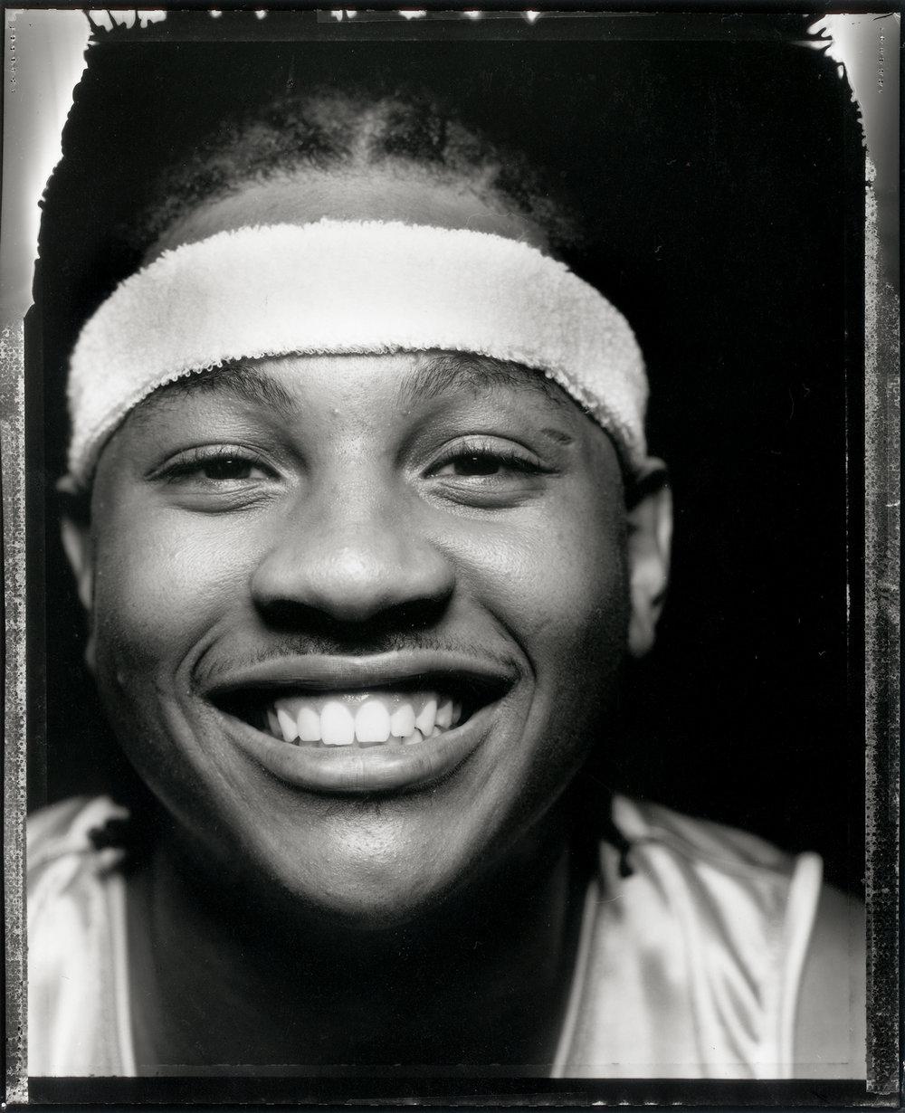 Carmelo Anthony, 2004