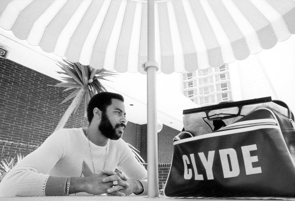 """Walt """"Clyde"""" Frazier, 1973"""
