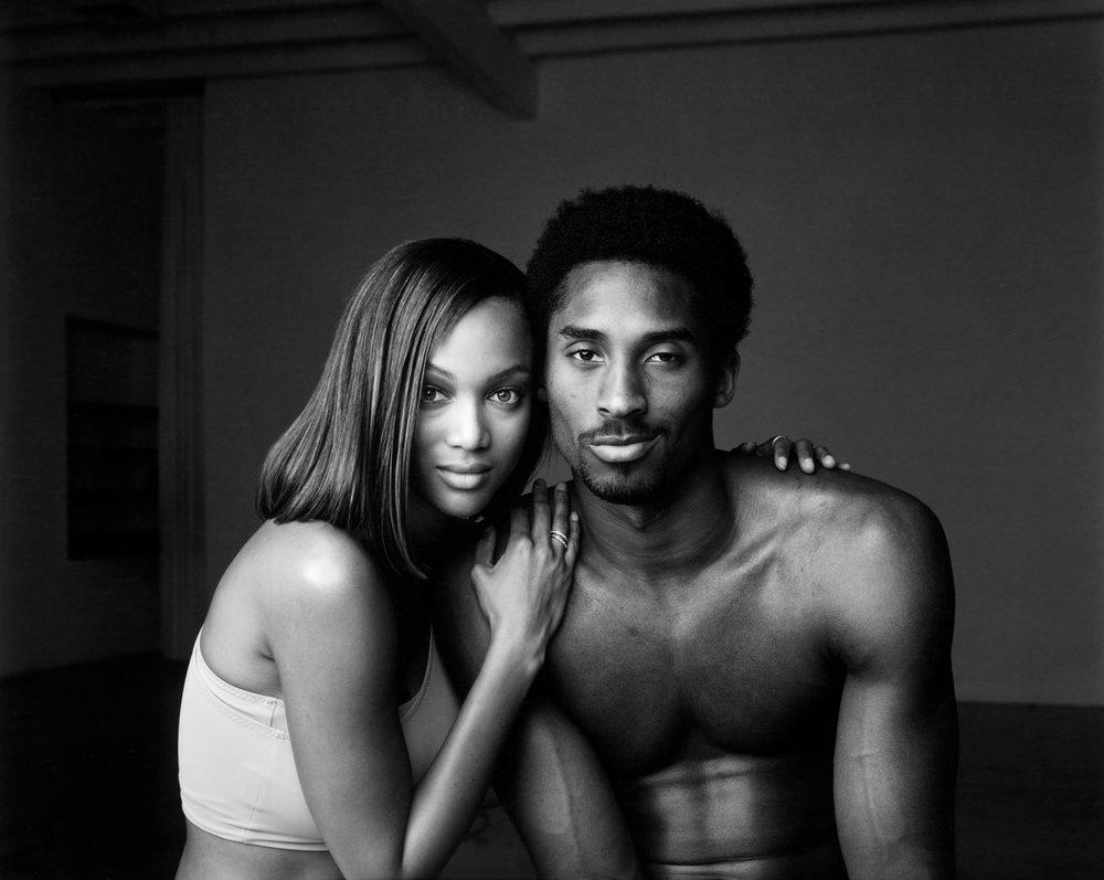 Tyra Banks & Kobe Bryant, 1999