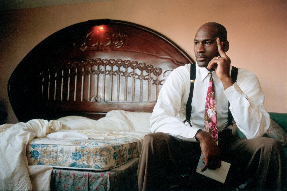 Michael Jordan, 1993