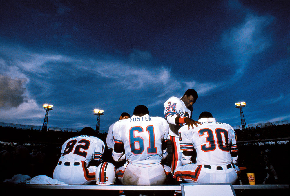 Woody Bennett and the Miami Dolphins, 1985