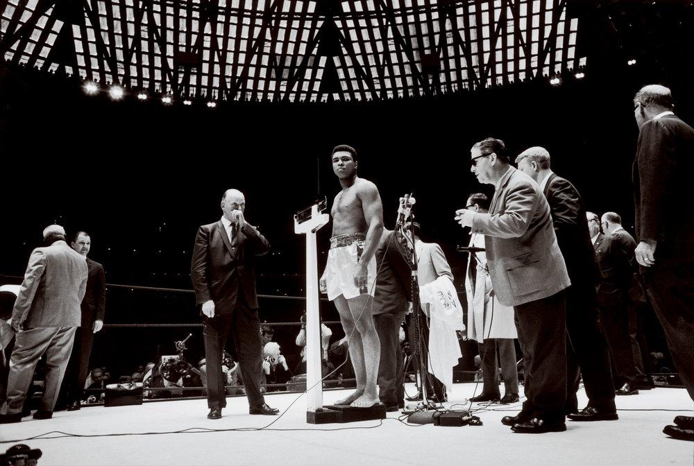 Muhammad Ali, 1967