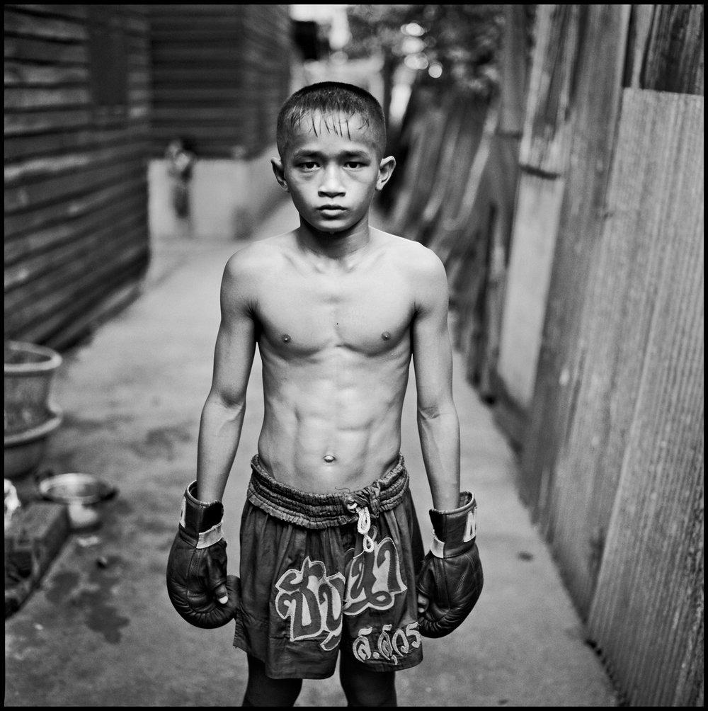 Thai Kickboxer, 1995