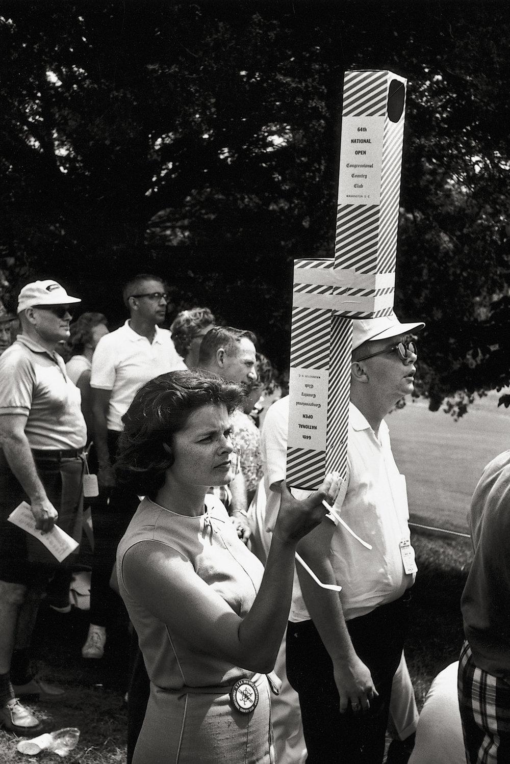 U.S. Open, Congressional Country Club, Bethesda, Maryland, 1964