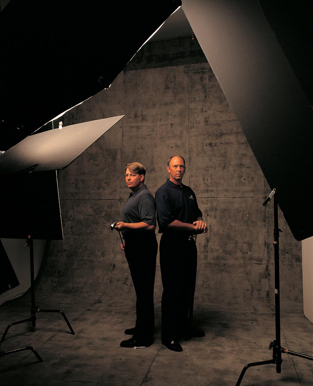 Tim Herron & Tom Lehman, 2000