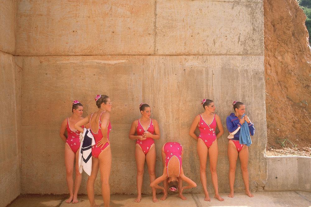 U.S. Synchronized Swim Team, 1983