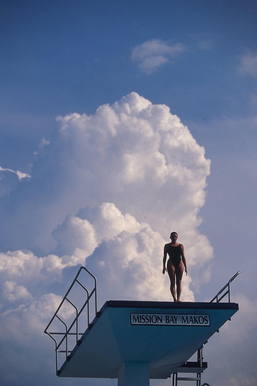Cloud Diver, 1990
