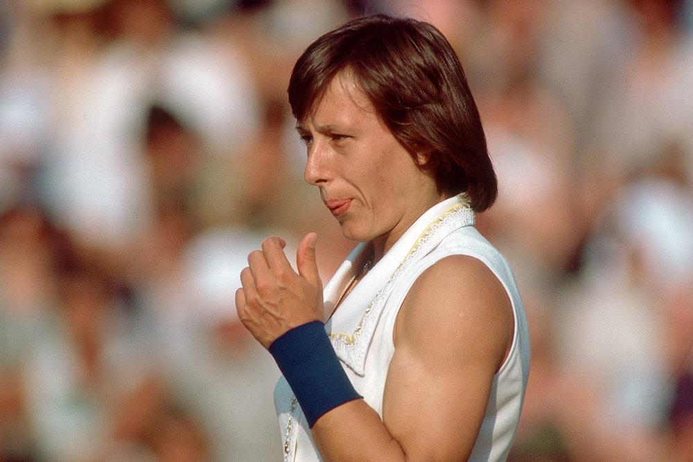 Martina Navratilova, 1978