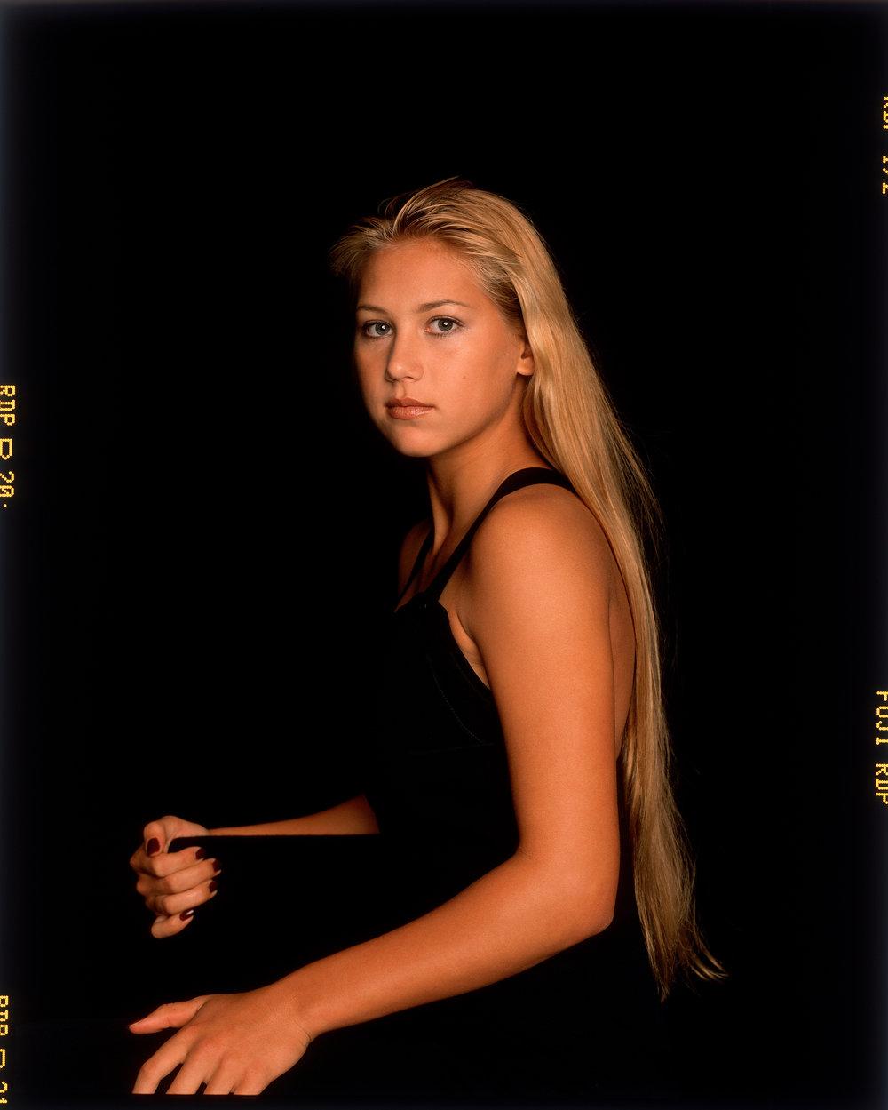 Anna Kournikova, 1997