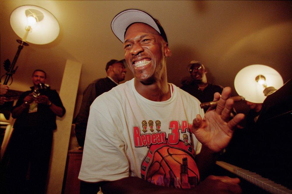 Michael Jordan,