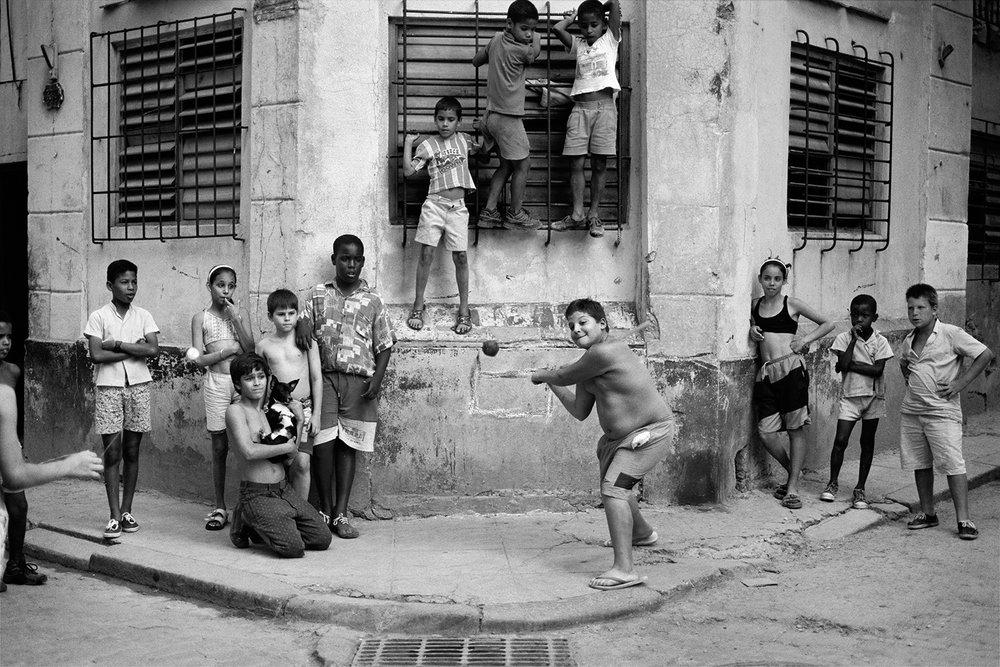 The Corner, Havana, Cuba, 1999