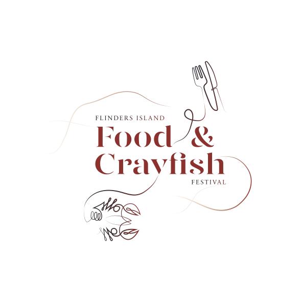 Flinders Island Food & Crayfish Festival Logo
