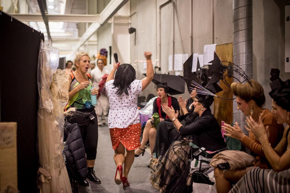 Tarnished Frocks and Divas 2017