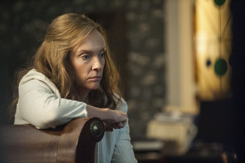 Toni Collette in  Hereditary , Courtesy of A24/Reid Chavis