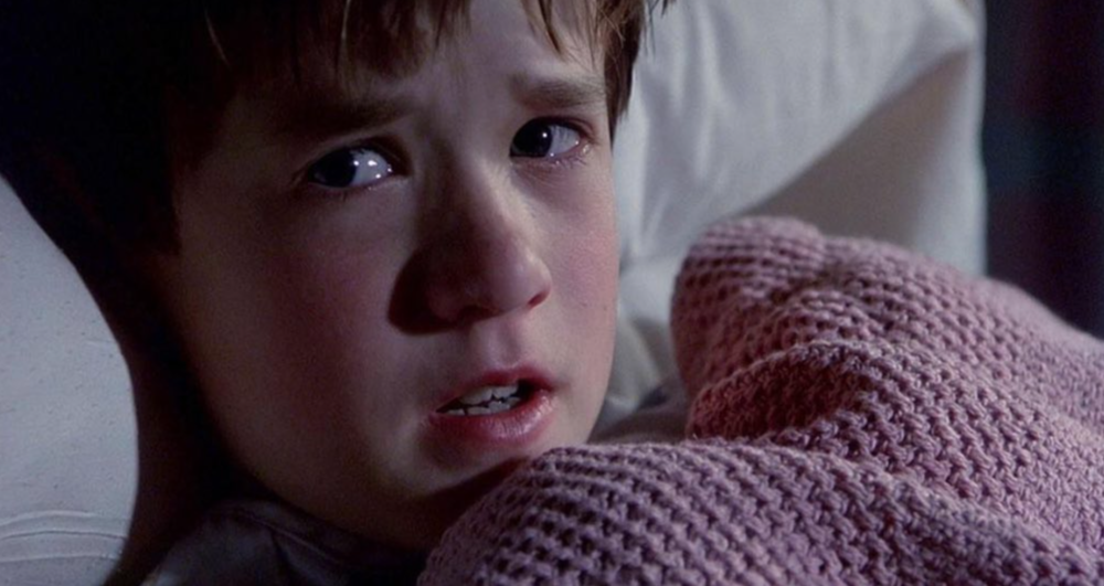 Haley Joel Osment in  The Sixth Sense,  Courtesy of Hollywood Pictures