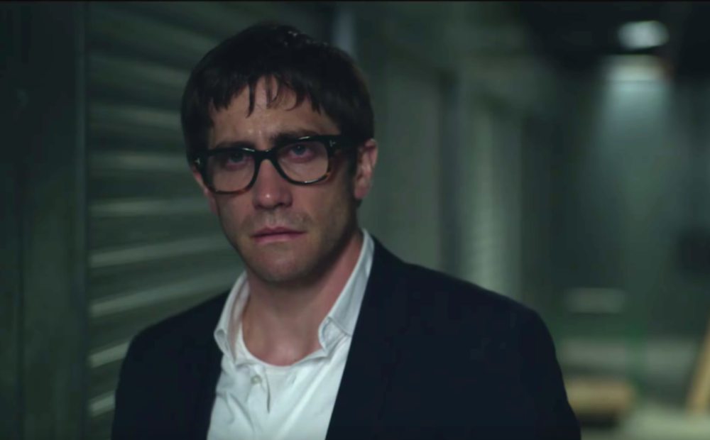 Jake Gyllenhaal in  Velvet Buzzsaw , photo by Claudette Barius, courtesy of Netflix