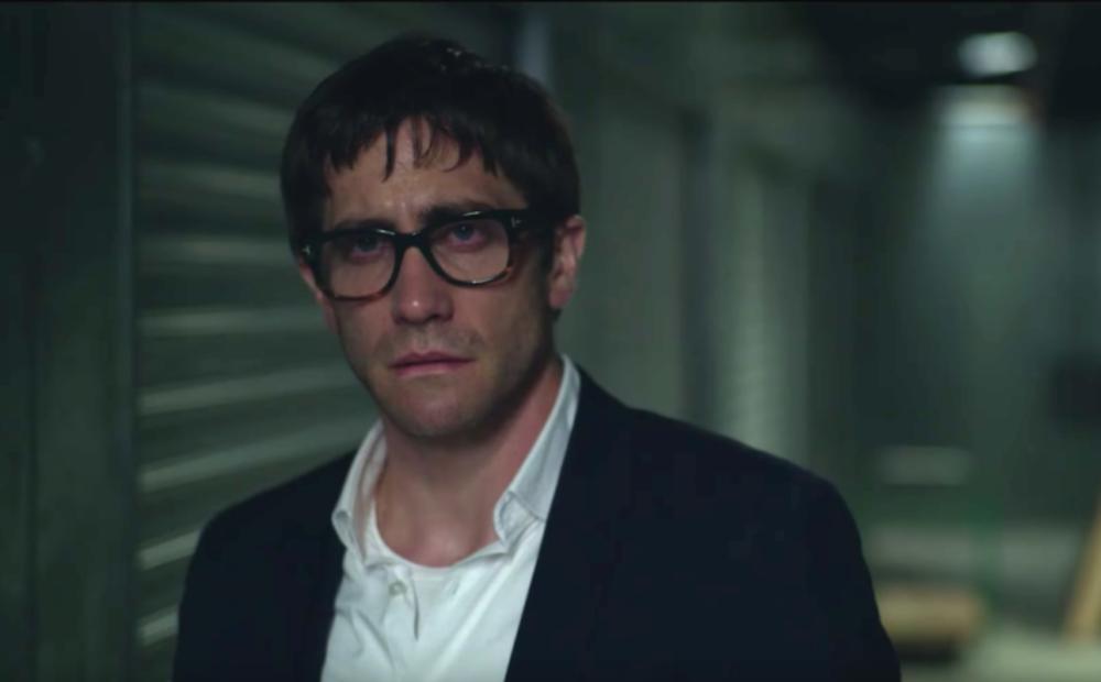 Jake Gyllenhaal in  Velvet Buzzsaw , photo by Claudette Barius, courtesy of Netflix