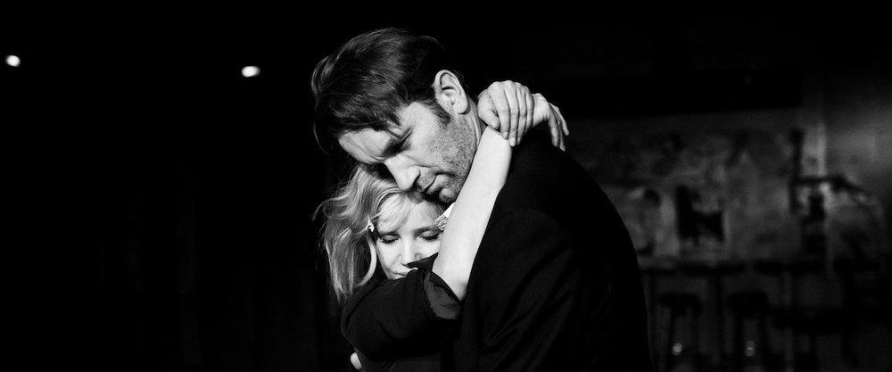 Joanna Kulig and Tomasz Kot in  Cold War,  photo by Lukasz Bak, courtesy of Amazon Studios