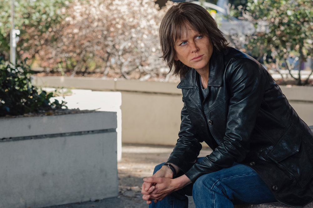 Nicole Kidman in  Destroyer , courtesy of Annapurna Pictures