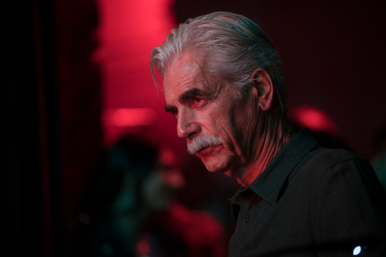 Sam Elliott in  A Star is Born,  courtesy of Warner Bros. Pictures