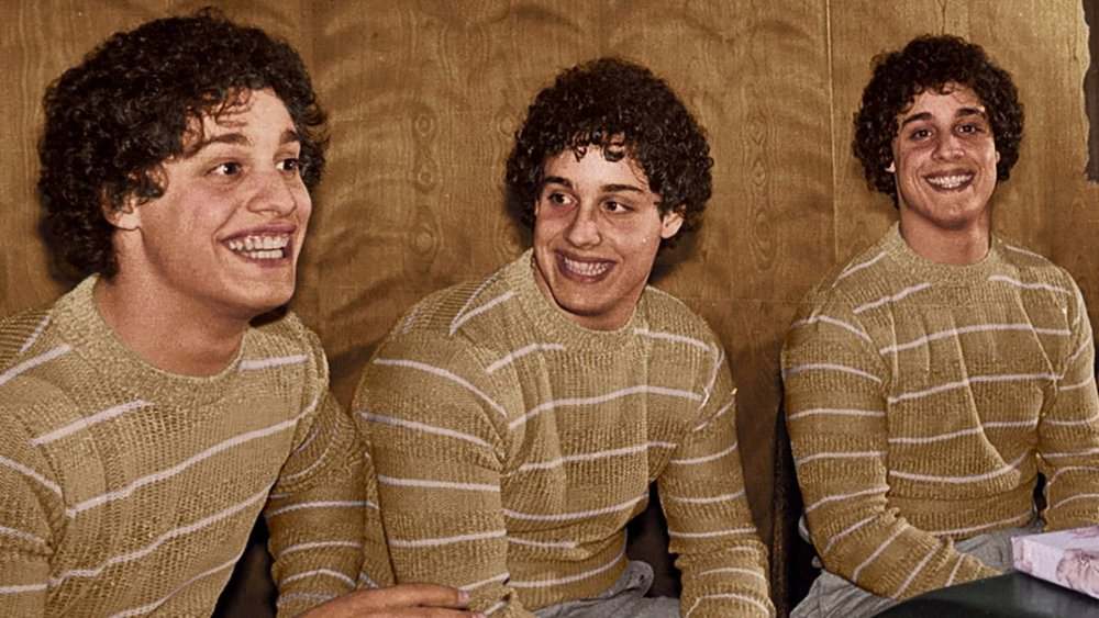 Three Identical Strangers , courtesy of Neon