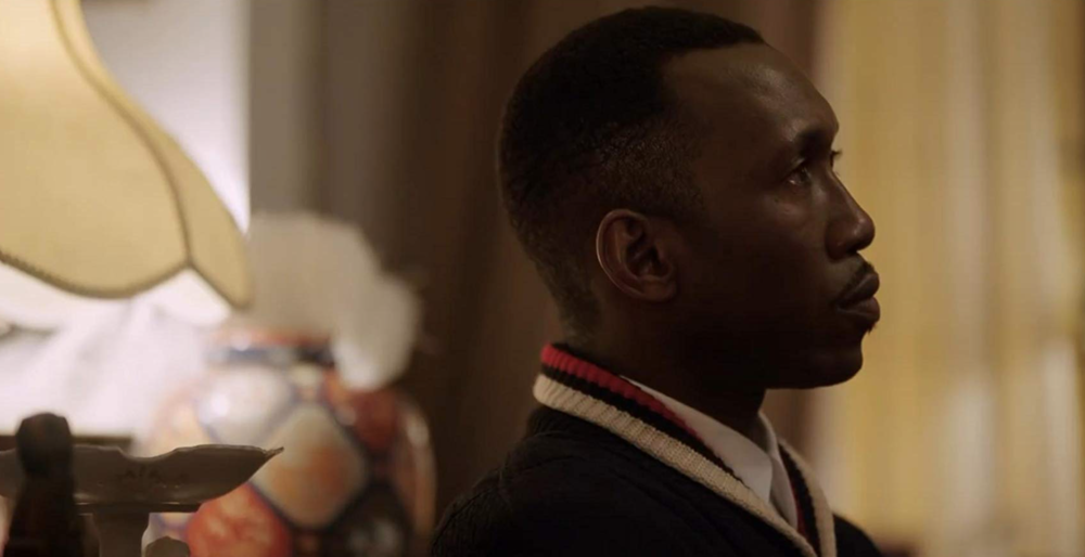 Mahershala Ali in  Green Book , courtesy of Universal Pictures