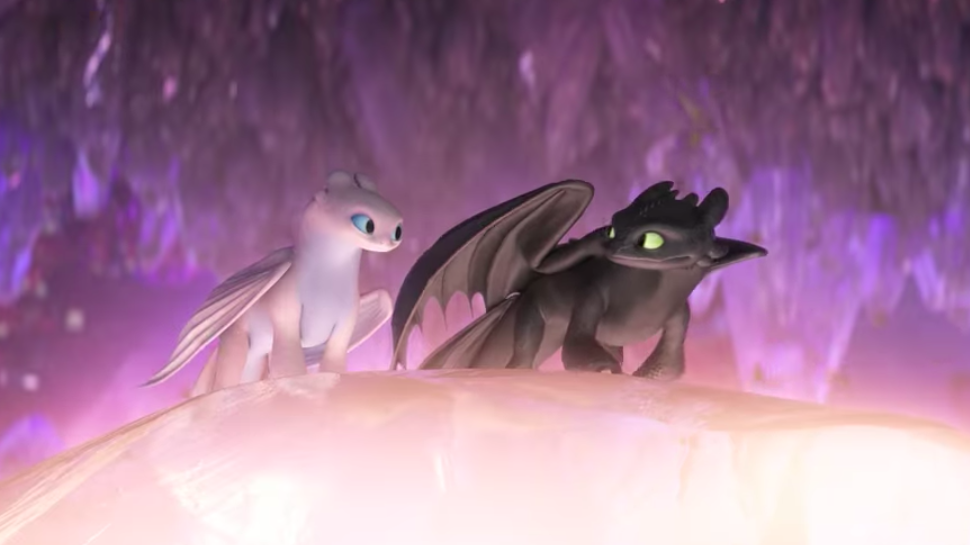 How to Train Your Dragon: The Hidden World, courtesy of Dreamworks Animation