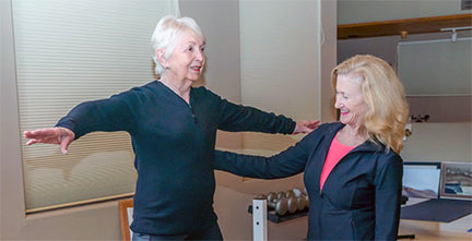 Creativity - For more than 30 years, Laurie Rein has created positive, lasting lifestyle changes for her clients.