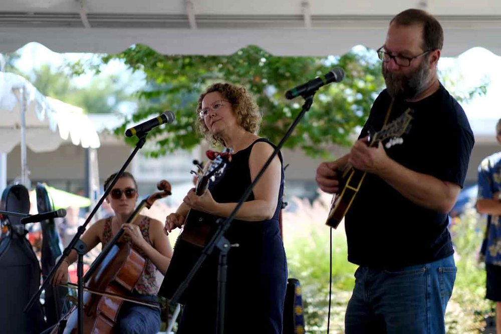 Live Music - Live Music plays all day at Lavender Festival! To apply to become a musician, please take the link below.