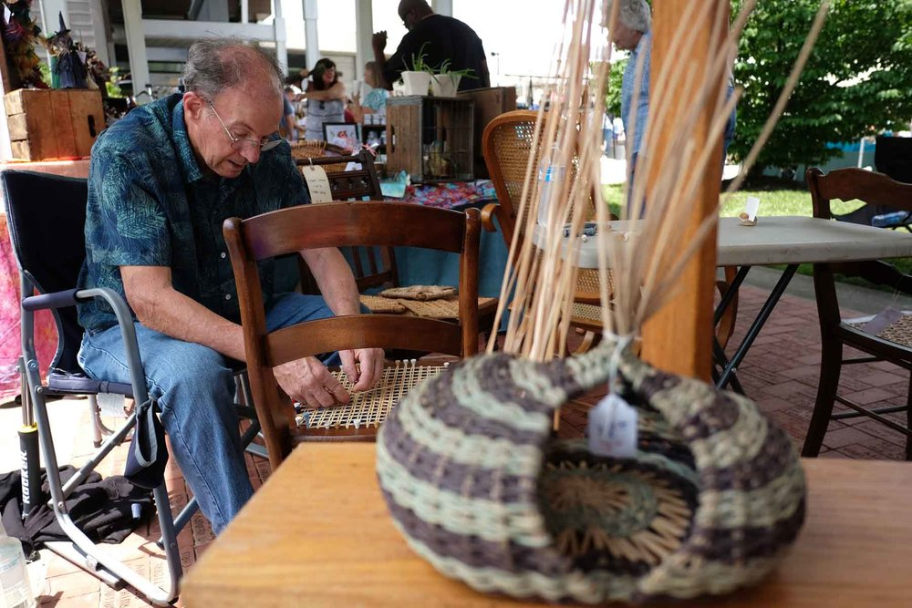 150 Artisan Vendors - Lavender Festival features the highest quality artisan vendors. Enjoy their handmade and unique gifts throughout Jackson Square!