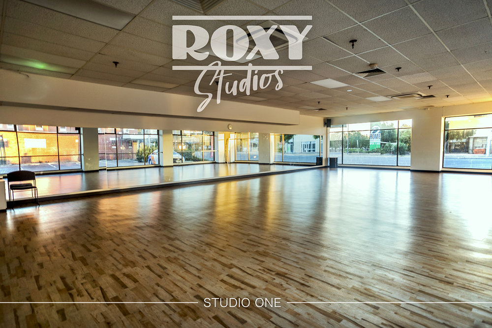 The Studios - Our fully equip premises include 3 large and fully operable studio's that can be used in a number of configurations, including one large 400 square meter space capable of accommodating 400 people.
