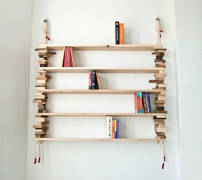 amy hunting block shelf book