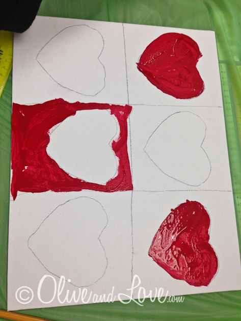 valentines day project for kids