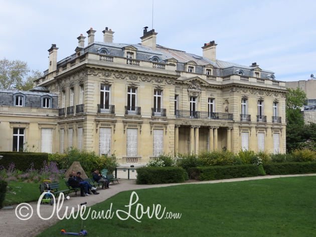Hotel Salomon de Rothschild park girls trip to europe
