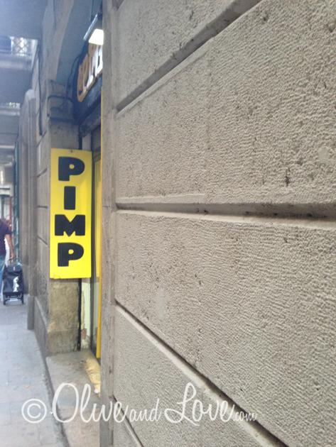 Pimp Barcelona girls trip to europe