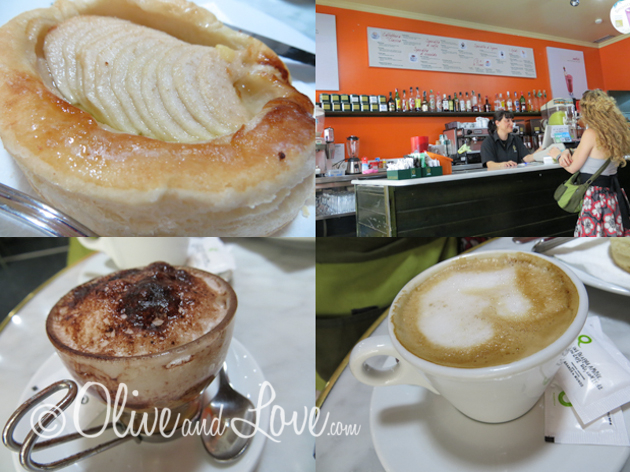 cafe con leche barcelona mall girls trip to europe
