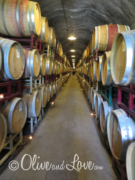 kunde winery sonoma cave