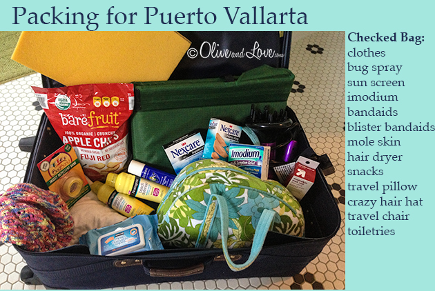 what to pack  puerto vallarta Mexico