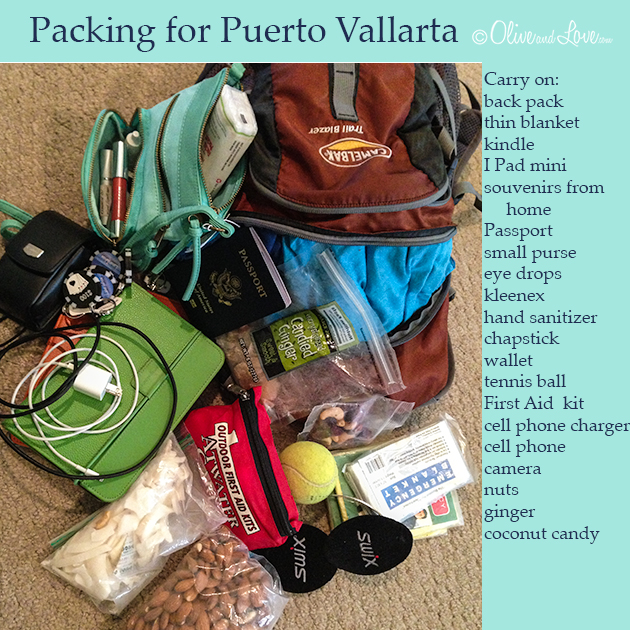 What to pack carry on puerto vallarta mexico
