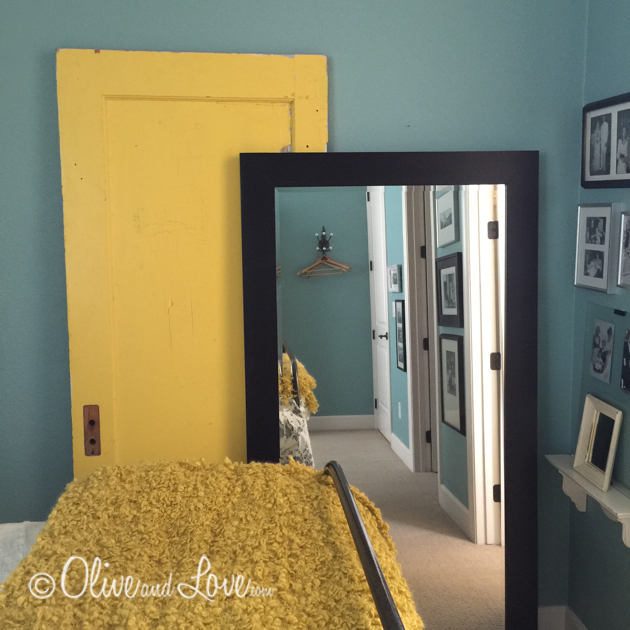 using a door for decoration upcycling upcycle an old door