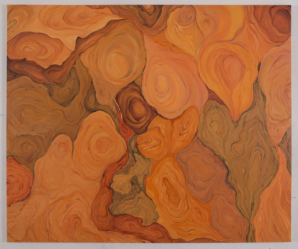 oil on canvas,220x180cm. 2009