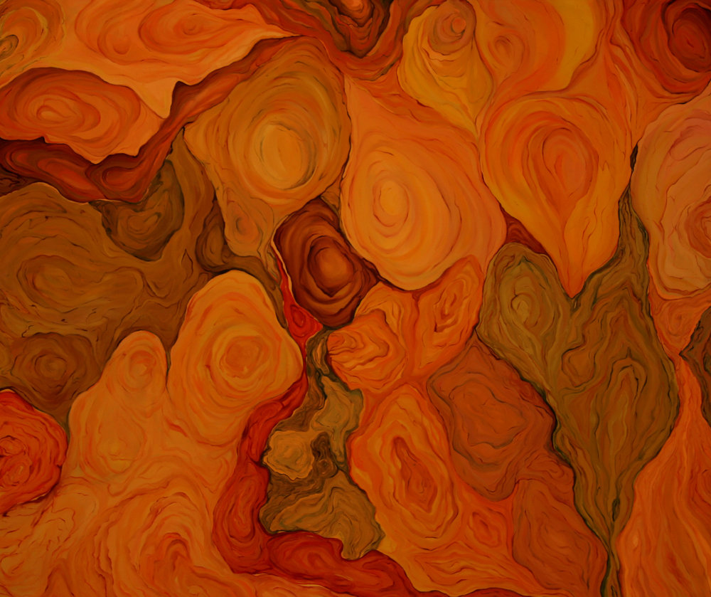 oil on canvas, 180 x 220 cm. 2008