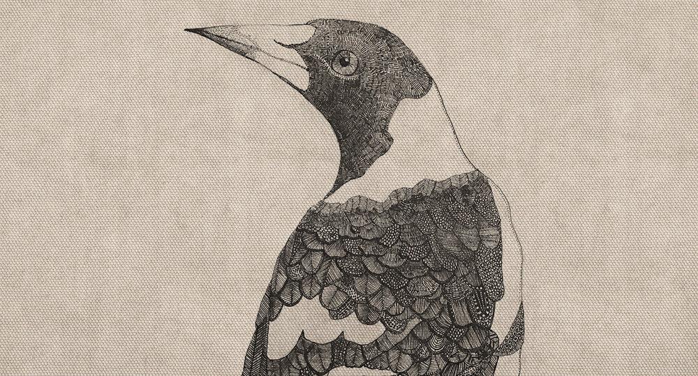 Magpie Linen