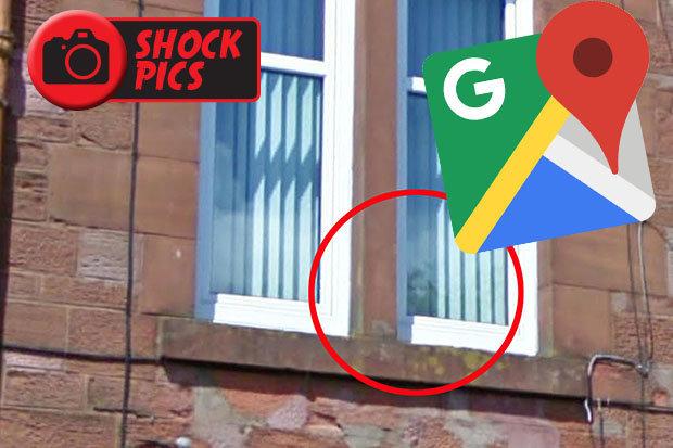 Kummiteleva lapsi Googlemapsissa vai osoitus aivojemme tarpeesta havaita kasvoja?