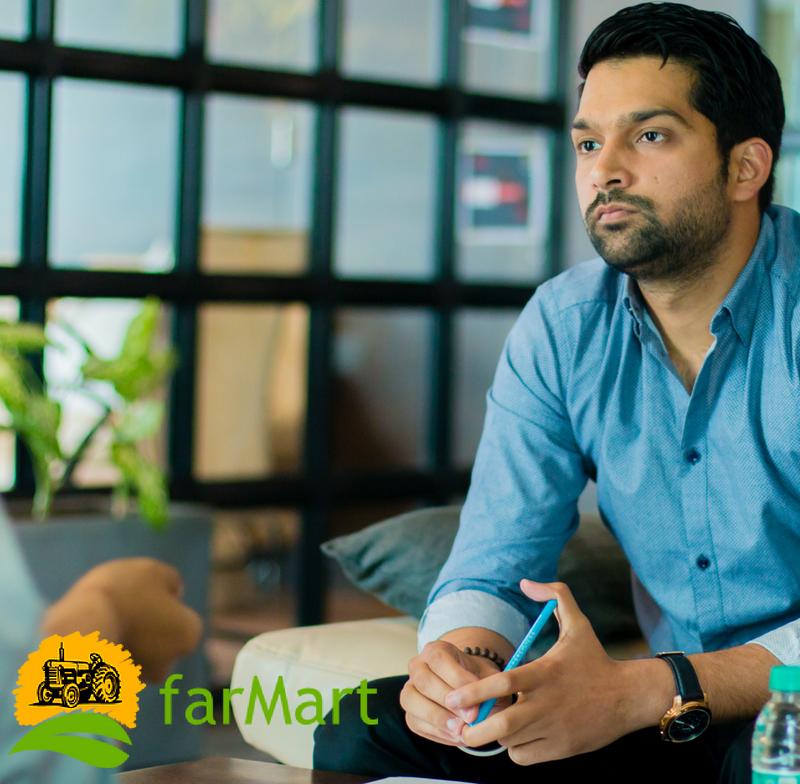 Alekh Sanghera MAN Impact Accelerator Farmart