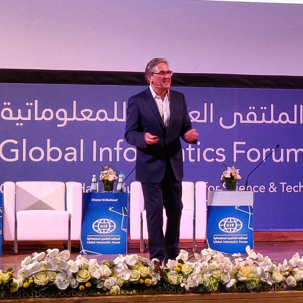 Global Informatics Forum, Kuwait, November 2018