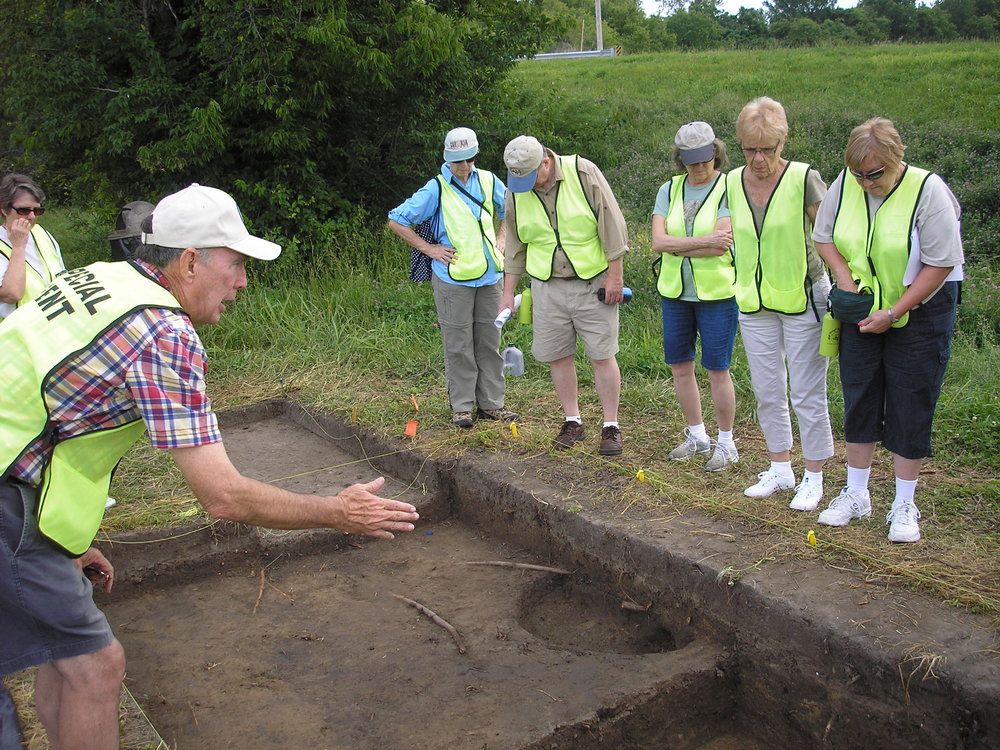 Membership - Help us preserve archaeological sites